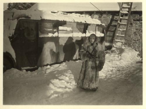 Vartiomies Huovinen Äänislinna 1941