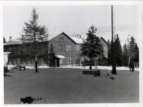 Metsäteknikum Äänislinna, MO-komppanian majapaikka
