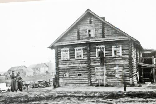 Talo Vitelessä