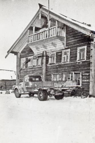 Talo Juustjärvellä