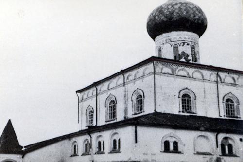 Syvärin luostari 12.10.1941