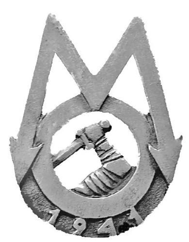 3./PMRadP:n MO-merkin suunnitteli Ilmari Sysimetsä